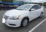 Nissan Sentra Advance Aut usado (2014) color Blanco precio $28.000.000