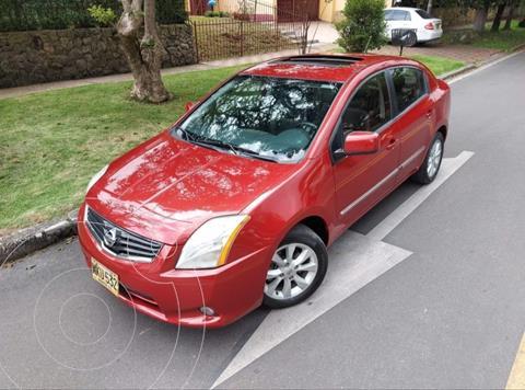 Nissan Sentra 2.0L SL Aut usado (2013) color Rojo precio $32.900.000