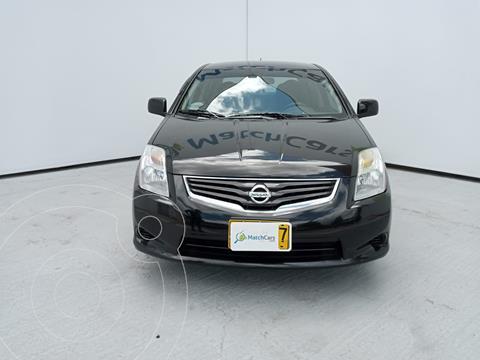 Nissan Sentra 2.0L E Aut usado (2011) color Negro precio $25.990.000