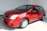 Foto venta Auto usado Nissan Sentra Custom CVT Xtronic (2011) color Rojo precio $119,000