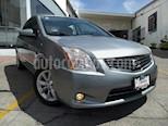 Foto venta Auto usado Nissan Sentra Custom CVT Xtronic color Plata precio $120,000