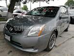 Foto venta Auto usado Nissan Sentra Custom CVT Xtronic (2010) color Gris precio $98,900