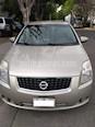 Foto venta Auto usado Nissan Sentra Custom CVT Xtronic (2008) color Arena precio $107,000