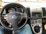 Foto venta Auto usado Nissan Sentra Custom (2011) color Rojo Burdeos precio $90,000