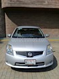 Foto venta Auto usado Nissan Sentra Custom (2010) color Plata precio $94,000