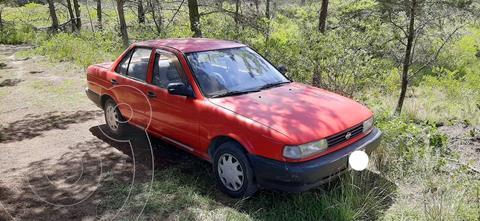 Nissan Sentra Ex Saloon  usado (1994) color Rojo precio u$s4.400