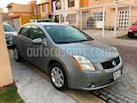 Foto venta Auto usado Nissan Sentra Emotion CVT Xtronic (2009) color Gris precio $74,500