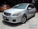 Foto venta Auto usado Nissan Sentra Emotion CVT Xtronic (2010) color Plata precio $105,000