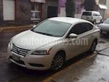 Foto venta Auto usado Nissan Sentra Emotion CVT Xtronic (2013) color Blanco precio $138,000
