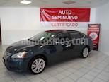 Foto venta Auto usado Nissan Sentra Exclusive Aut NAVI (2016) color Azul Marino precio $209,000
