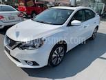 Foto venta Auto usado Nissan Sentra Exclusive Aut NAVI (2018) color Blanco precio $310,000