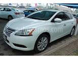 Foto venta Auto usado Nissan Sentra Exclusive Aut NAVI (2013) color Blanco precio $145,000