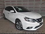 Foto venta Auto Seminuevo Nissan Sentra Exclusive Aut NAVI (2018) color Blanco Perla precio $295,000
