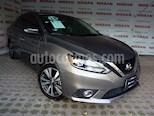 Foto venta Auto Seminuevo Nissan Sentra Exclusive Aut NAVI (2018) color Acero precio $295,000