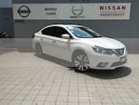 Foto venta Auto usado Nissan Sentra Exclusive Aut NAVI (2018) color Blanco precio $319,000