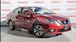 Foto venta Auto Seminuevo Nissan Sentra Exclusive Aut NAVI (2018) color Rojo Burdeos precio $292,001
