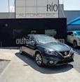 Foto venta Auto usado Nissan Sentra Exclusive Aut  (2017) color Azul precio $245,000