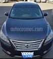 Foto venta Auto usado Nissan Sentra Exclusive Aut (2013) color Hierro Encendido precio $135,000
