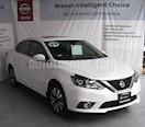 Foto venta Auto usado Nissan Sentra Exclusive Aut (2019) color Blanco precio $330,000