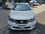 Foto venta Auto usado Nissan Sentra Exclusive NAVI Aut (2017) color Blanco precio $251,000