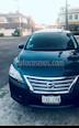 Foto venta Auto usado Nissan Sentra Exclusive NAVI Aut color Azul Electrico precio $180,000
