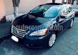 Foto venta Auto usado Nissan Sentra Exclusive NAVI Aut (2013) color Azul Electrico precio $165,000