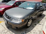 Foto venta Auto usado Nissan Sentra GSS (2002) color Gris precio $55,000