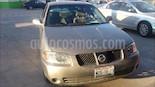 Foto venta Auto usado Nissan Sentra GXE L2 1.8L (2004) color Marron precio $56,500