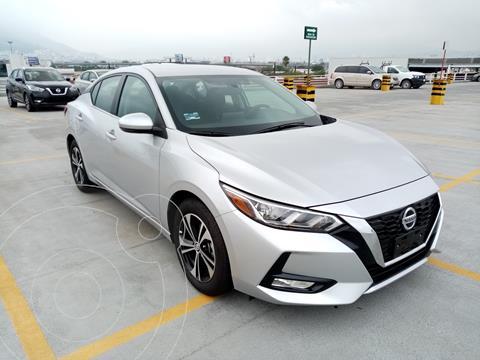 Nissan Sentra Advance usado (2020) color Plata Dorado precio $363,900