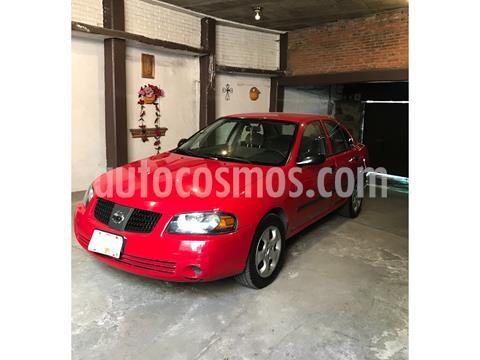 Nissan Sentra XE 1.8L Aut usado (2006) color Rojo precio $64,000