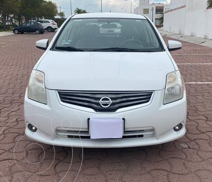 Nissan Sentra Emotion CVT Xtronic usado (2012) color Blanco precio $110,000