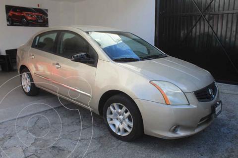 Nissan Sentra Custom CVT Xtronic usado (2010) color Dorado precio $109,000