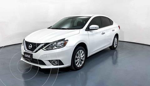Nissan Sentra Advance Aut usado (2018) color Blanco precio $192,999