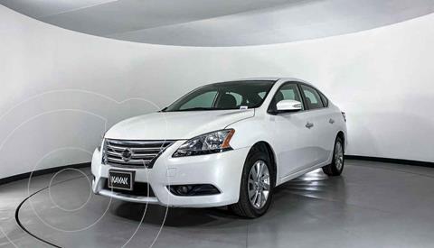 Nissan Sentra Advance usado (2016) color Blanco precio $183,999