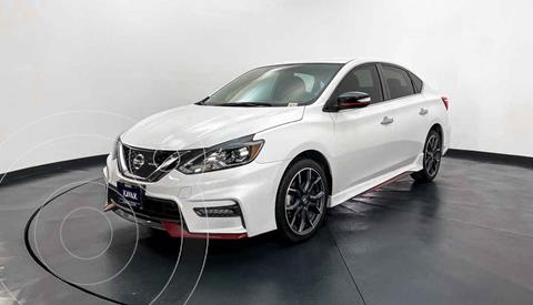 Nissan Sentra Nismo usado (2018) color Blanco precio $312,999
