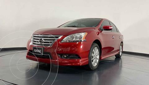 Nissan Sentra Advance Aut usado (2015) color Rojo precio $167,999