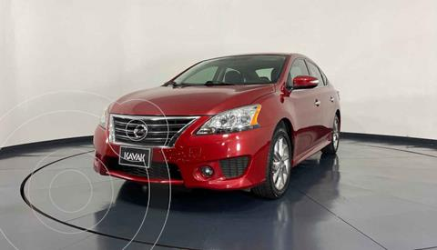 Nissan Sentra SR Aut usado (2015) color Rojo precio $182,999