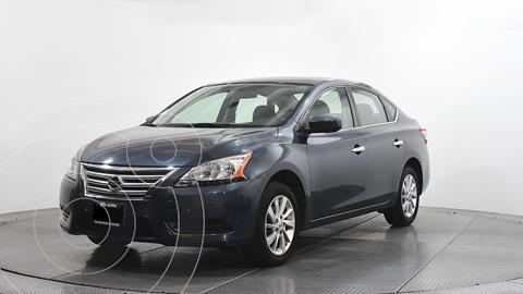 Nissan Sentra Sense usado (2016) color Azul precio $170,000