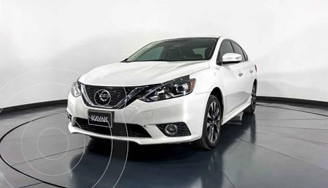 Nissan Sentra Advance Aut usado (2018) color Blanco precio $242,999