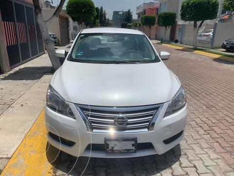 Nissan Sentra Advance usado (2013) color Blanco precio $135,000