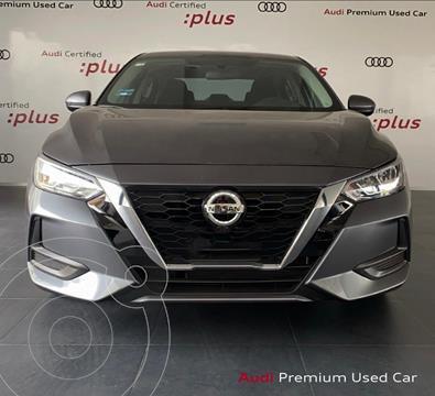 Nissan Sentra Sense usado (2020) color Gris precio $299,000