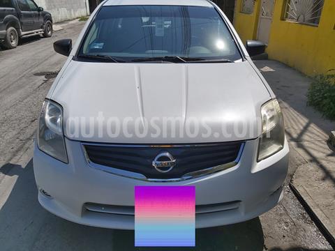 Nissan Sentra Custom usado (2011) color Blanco precio $73,000