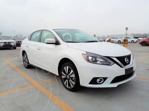 Nissan Sentra Exclusive Aut usado (2019) color Blanco precio $300,000