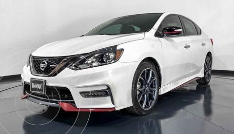Nissan Sentra Nismo usado (2018) color Blanco precio $319,999