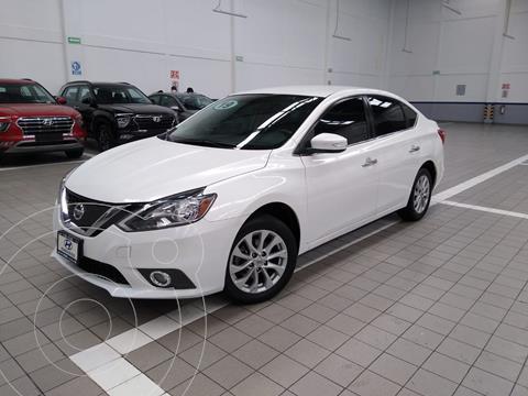 Nissan Sentra Advance usado (2019) color Blanco precio $260,000