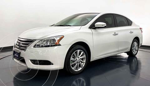 Nissan Sentra Advance Aut usado (2015) color Blanco precio $182,999