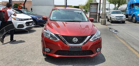 Nissan Sentra Advance usado (2019) color Rojo precio $252,000