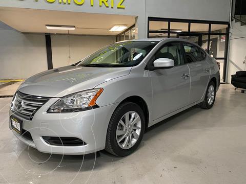 Nissan Sentra Sense Aut usado (2015) color Plata Dorado precio $174,000
