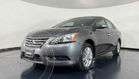 Nissan Sentra Advance Aut usado (2015) color Gris precio $182,999