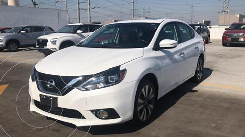 Nissan Sentra Exclusive NAVI Aut usado (2017) color Blanco precio $229,900